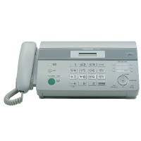 Факс PANASONIC KX-FT 982 RUW белый